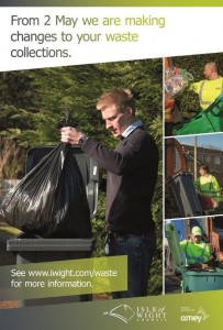 Changes to Waste Collections - 2 May 2016