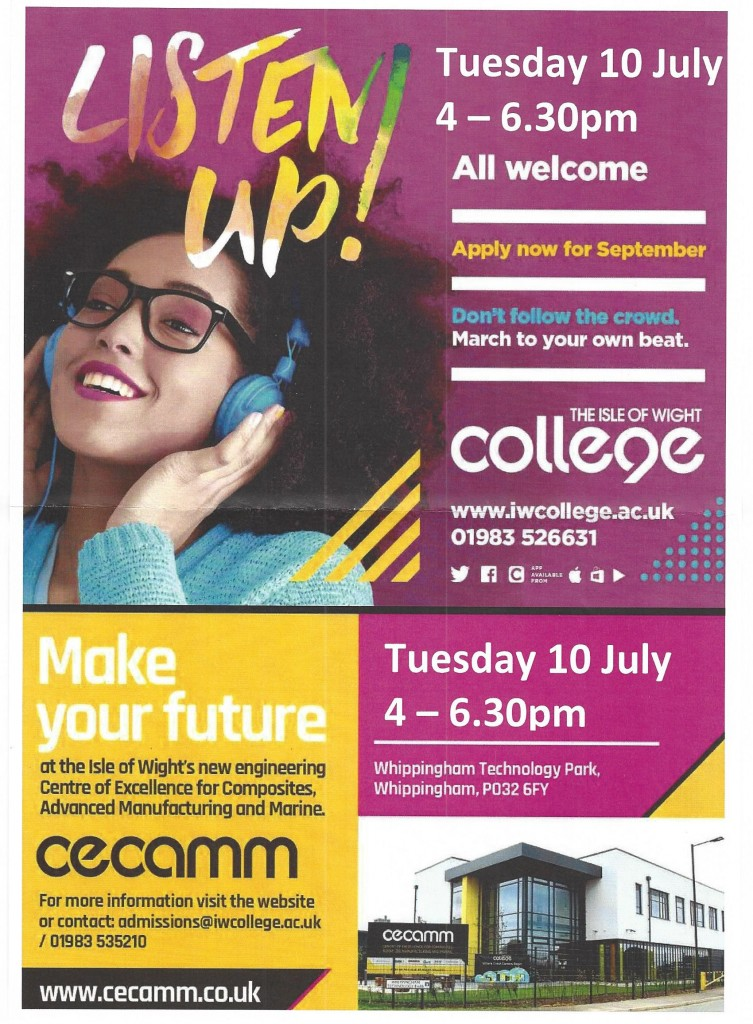 College open day